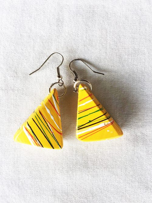BUKEDEA Bamboo Earrings