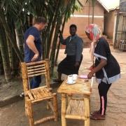 Bamboo Village Uganda - Henri Potze - Uganda Bamboo Association