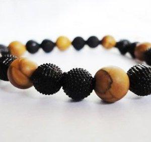 KYRIANDONGO bamboe armband