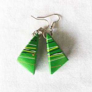 NAMUTUMBA Bamboo Earrings