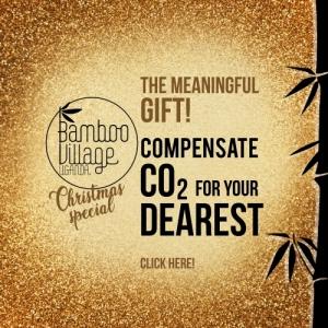 Bamboo Village Uganda Christmas Gift certificate