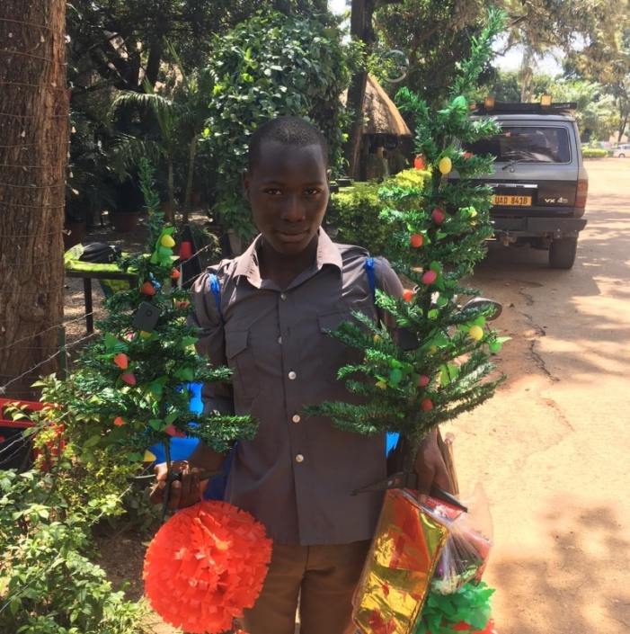 Bamboo Village Uganda - Christmas update