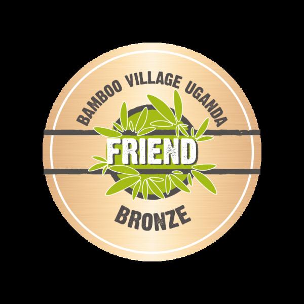 Bamboo Village Uganda - Bronze Friend