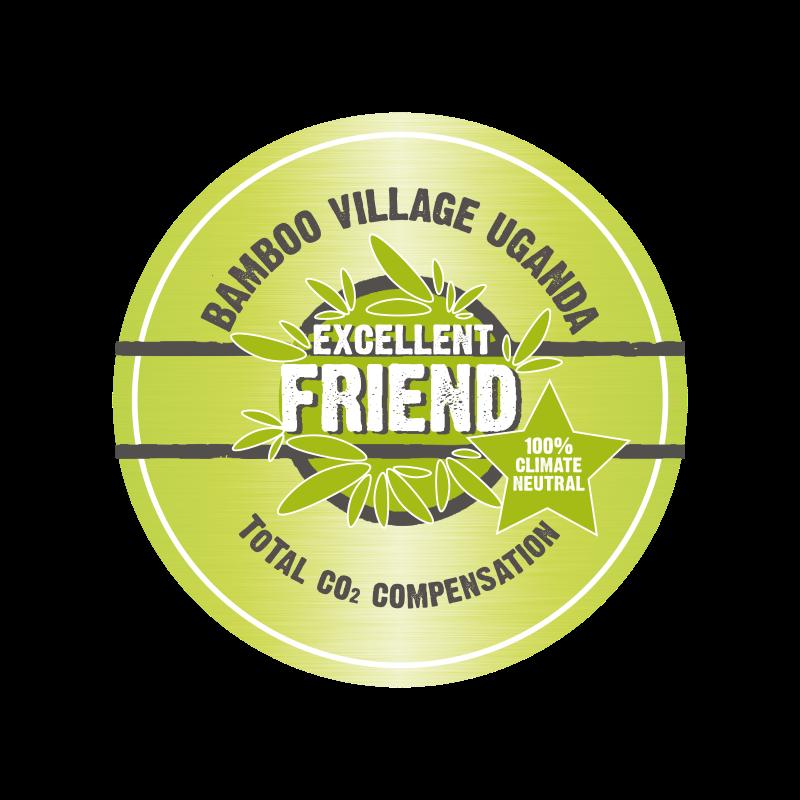 Bamboo Village Uganda - Excellent friend