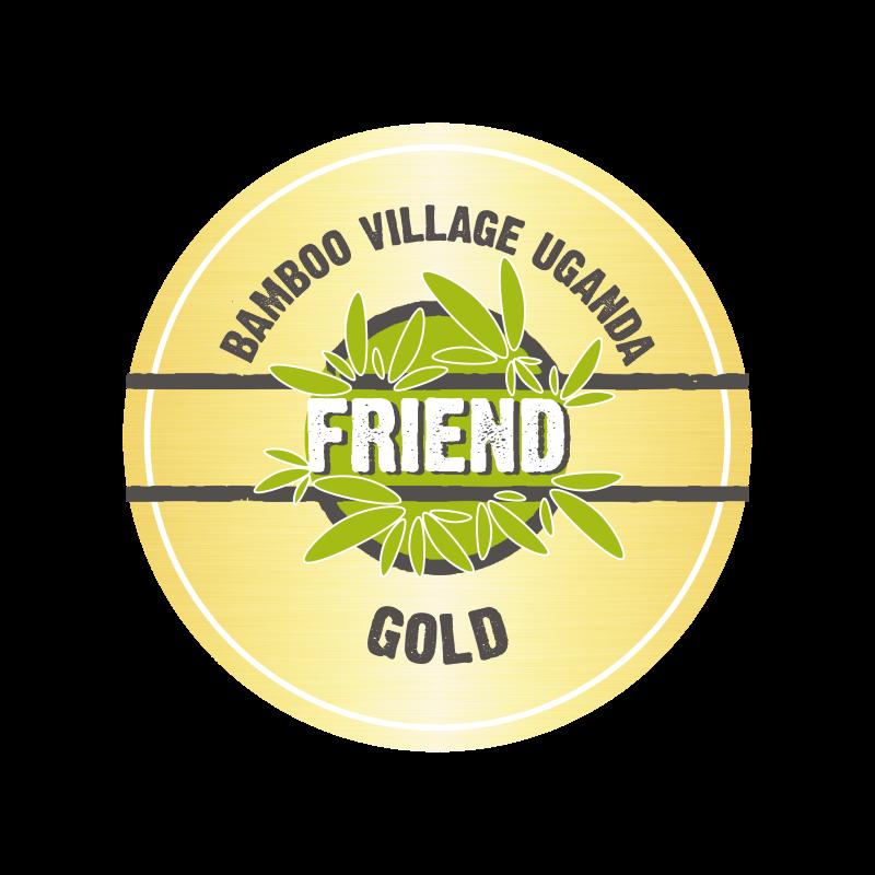 Bamboo Village Uganda - Gold Friend