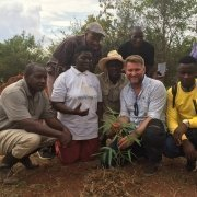 Bamboo Village Uganda - Plant bamboo to comensate your carbon footprint - 3