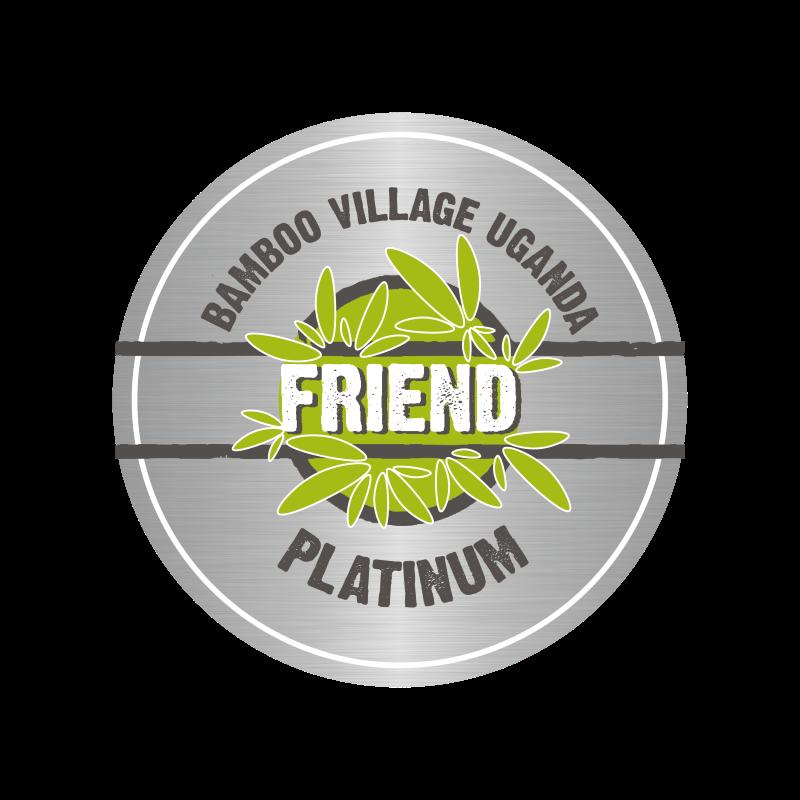 Bamboo Village Uganda - Platinum Friend
