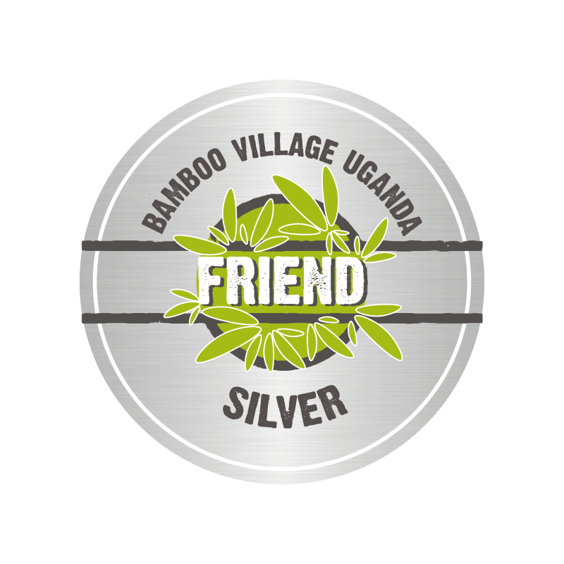 Bamboo Village Uganda - Silver Friend